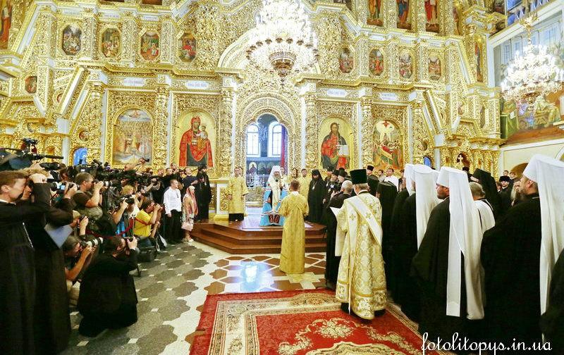 Митрополит Онуфрий о Киевском патриархате, Москве и помощи востоку Украины