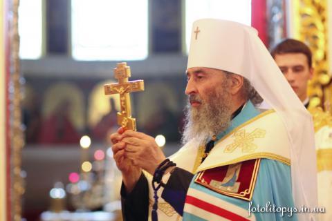 Митрополит Онуфрий предложил назвать одну из киевских улиц именем Блаженнейшего митрополита Владимира