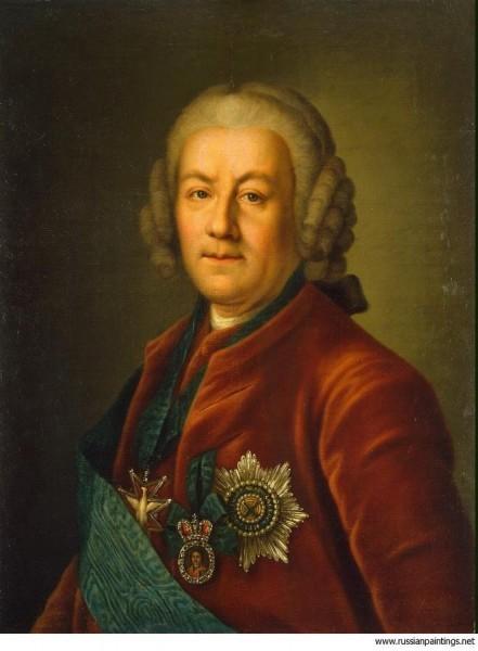 Канцлер Алексей Бестужев-Рюмин