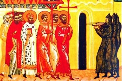Священномученик Василий Романович. Его заветной мечтой было посвятить себя служению Богу и людям