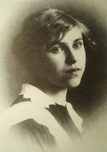 Памяти Ольги Николаевны Вышеславцевой, моей крестной матери
