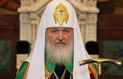 Патриарх Кирилл обеспокоен разрушением храмов в Донбассе и насилием над верующими