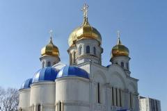 В Донецке в результате обстрела пострадал Покровский храм