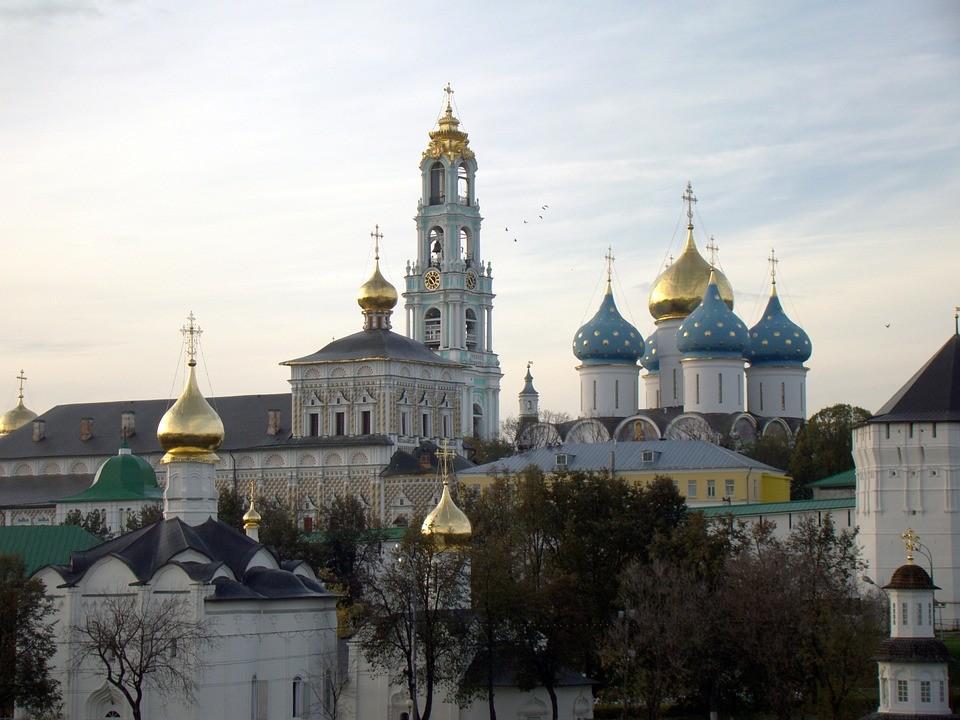 Троице-Сергиева Лавра. Как добраться
