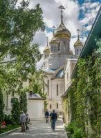 Сретенский монастырь. История