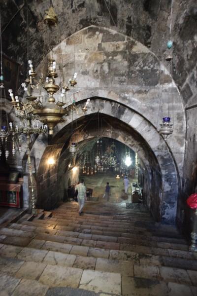 Церковь Успения на Елеонской горе. Фото: Т. Л. Александрова