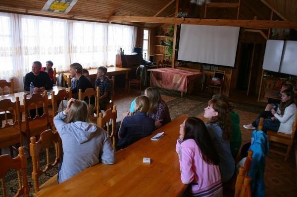 Ученики воскресной школы. Фото: Майя Кораблева