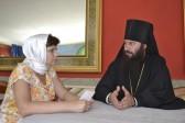 Епископ Ириней: Мы не оставим своих братьев в беде