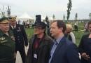 В Гусеве прошли торжества в честь 100-летия победы русских войск в Гумбинненском сражении