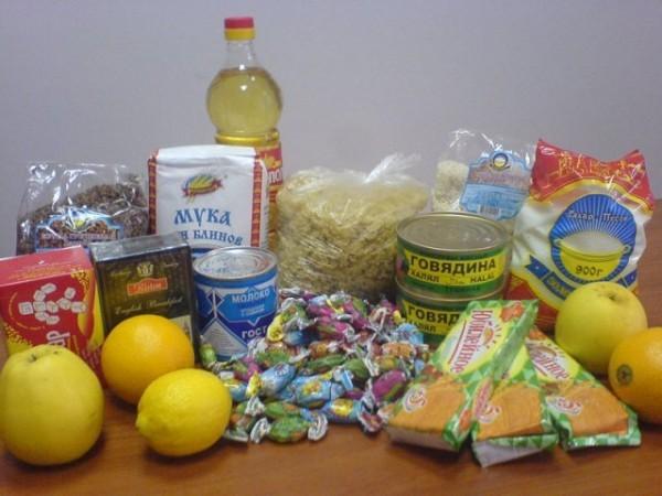 Служба помощи «Милосердие» объявила продуктовый сбор для нуждающихся