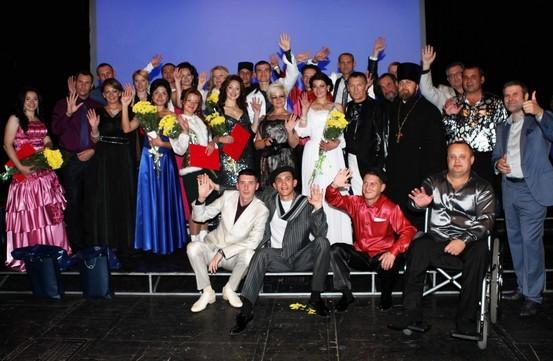 После концерта. Фото: www.kalinakrasnaya.ru