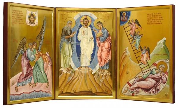 Церковь празднует Преображение Господне