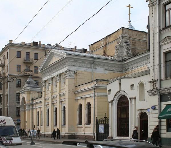 В Москве отреставрируют церковь XIX века у Покровских ворот