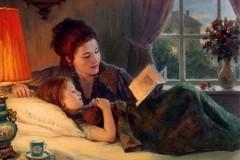 «Больше читайте детям». Легко сказать