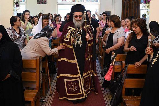 Патриарх Антиохийский Иоанн: Христиане не оставят земли, в которую вросли корнями