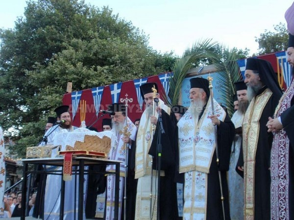 В Греции почтили память святого равноапостольного Космы Этолийского