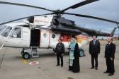 Епископ Нарьян-Марский освятил самолеты и вертолеты: «Север не прощает неблагоразумия»