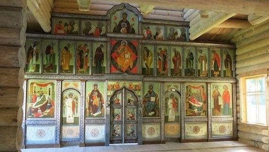 Первый русский деревянный храм будет освящен во Франции