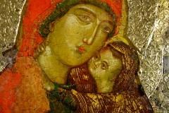 Предчувствие новой Церкви: Размышления перед иконой «Праведная Анна с Богоматерью»