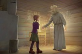 На экраны выходит мультфильм о преподобном Серафиме в 3D