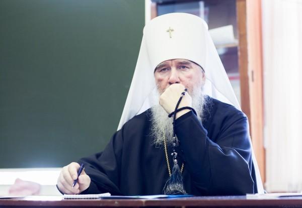 Митрополит Калужский и Боровский Климент защитил докторскую диссертацию