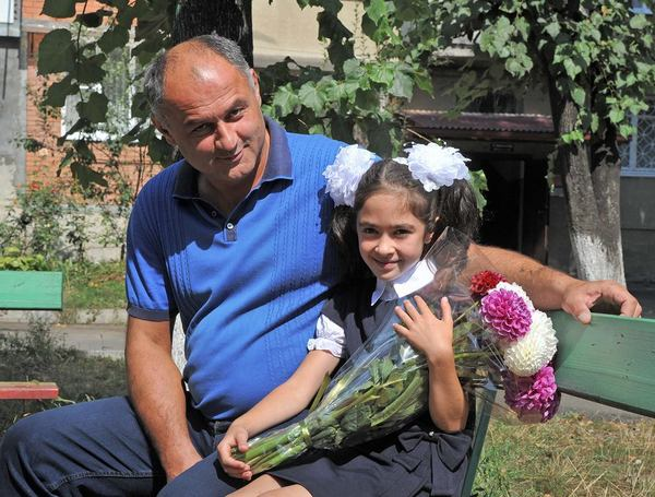 Алена Цкаева. Беслан. 10 лет