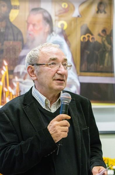 Арсений Рогинский, председатель правления правозащитного и благотворительного общества «Мемориал»