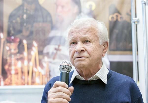 Руководитель псковского «Мемориала» Юрий Дзева
