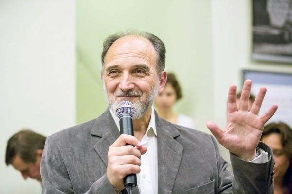 Ученый секретарь Свято-Филаретовского института, профессор Александр Копировский