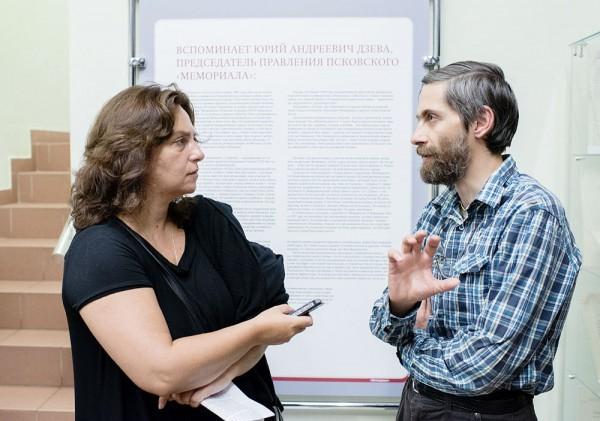 Максим Якубсон, режиссер документального фильма «Один день отца Павла»