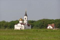 Свято-Иверский женский монастырь попал под обстрел в Донецке