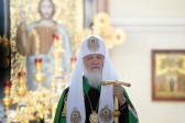 Патриарх Кирилл: Не может быть возрождения Дальнего Востока без возрождения веры православной