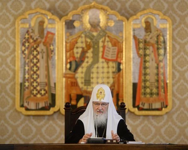 Патриарх Кирилл: Миссионерская деятельность должна быть приоритетной темой в повестке дня Русской Православной Церкви