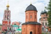 Высоко-Петровский монастырь: «красный цветок» и другие красоты