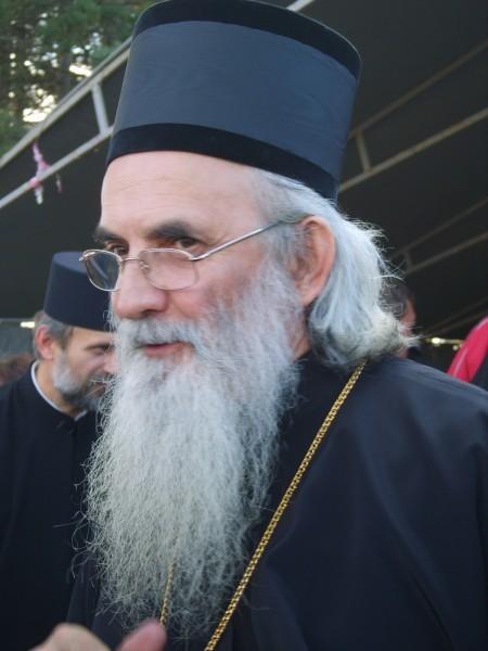 Епископ Валевский Милутин