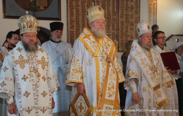 Управляющим Черновицко-Буковинской епархией назначен архиепископ Хотинский Мелетий