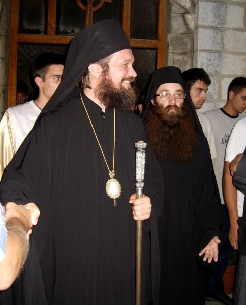 епископ Нишский Йован