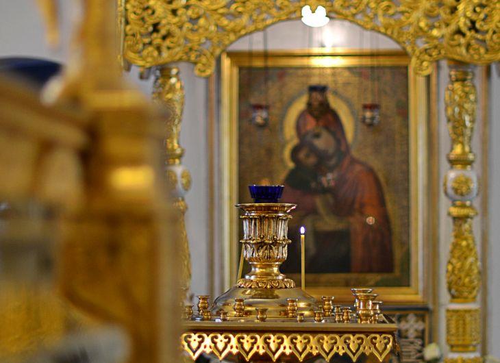 Икона Божией Матери Донская молитва история значения в чем помогает
