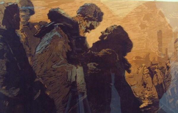 Святитель Николай Сербский: Разве можно радоваться, когда идет война?