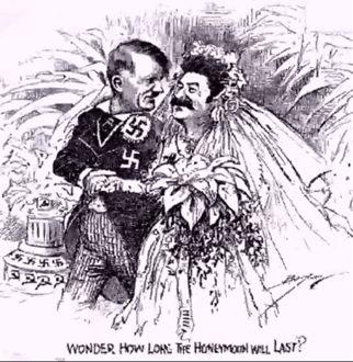 Западная карикатура