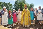 Благодаря «Бурановским бабушкам» в Бураново появился новый храм