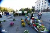 Блаженнейший митрополит Киевский и всея Украины Онуфрий помолился в Одессе о погибших 2 мая