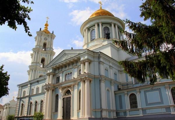 В Сумской епархии произошла очередная провокация