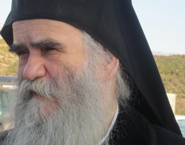 митрополит черногорско-приморский амфилохий