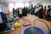 В биробиджанской епархиальной больнице открылось отделение медицинской реабилитации для детей с ДЦП