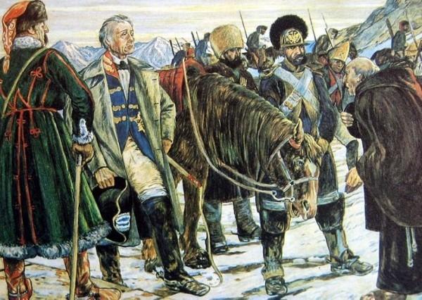 Швейцарский поход Суворова – альпийское чудо