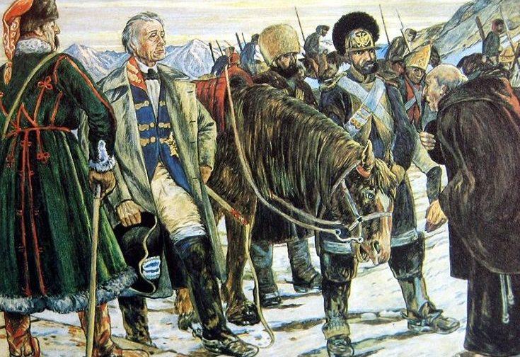 Швейцарский поход Суворова — альпийское чудо