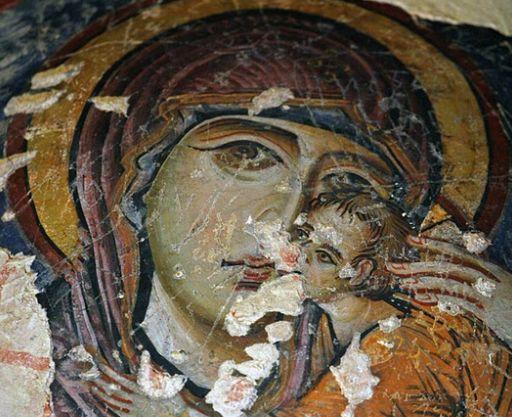 Читаем икону Елеуса — Милующая