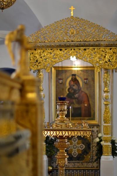 Донская в левом приделе Малого собора