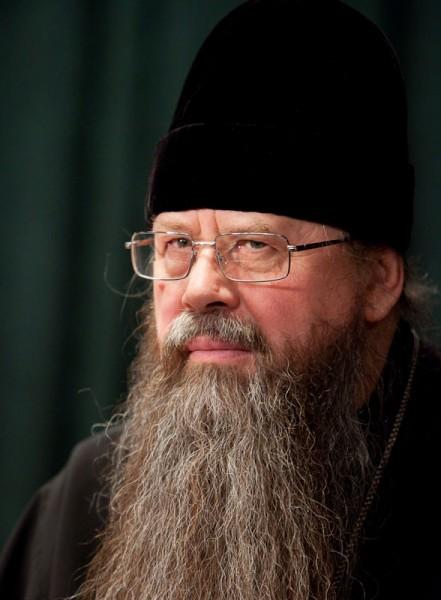 Архимандрит Алексий (Поликарпов) выразил соболезнования в связи с кончиной Анатолия Данилова